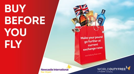 World Duty Free Before You Fly