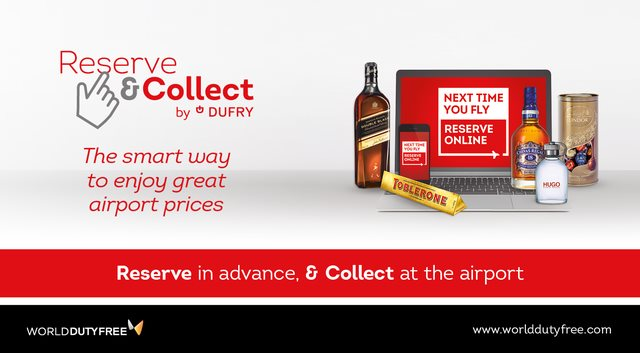 World Duty Free Reserve & Collect