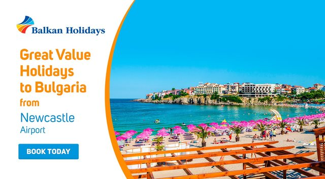 Balkan Holidays - Bulgaria from Newcastle