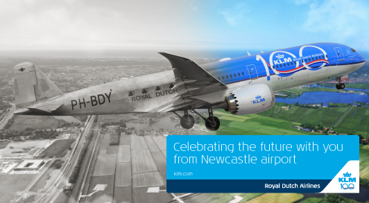 Welcome to Newcastle International Airport